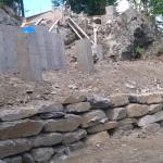 Excavation générale, entrée de cour FDI