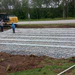 Installation d'un système (champ de polissage secondaire avancé)